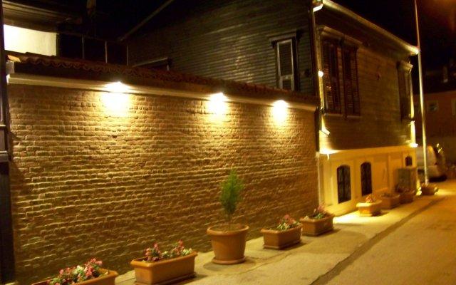 Hotel Edirne Osmanli Evleri вид на фасад