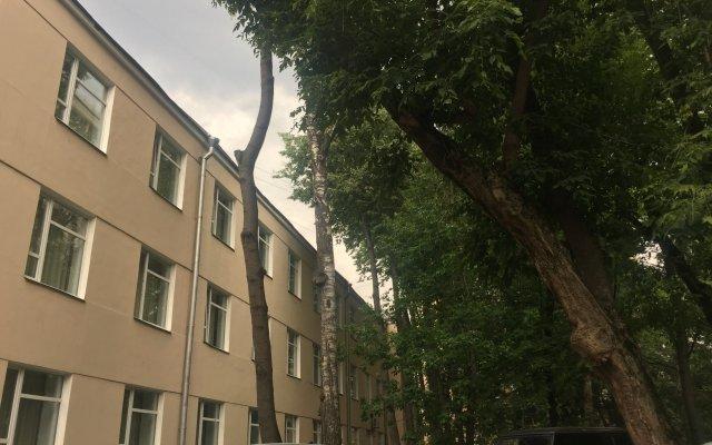 Гостиница Сокол вид на фасад