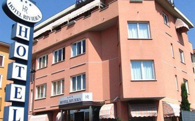 Отель Riviera Италия, Сеграте - отзывы, цены и фото номеров - забронировать отель Riviera онлайн вид на фасад