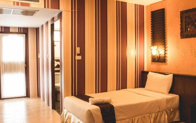 Natural Samui Hotel комната для гостей