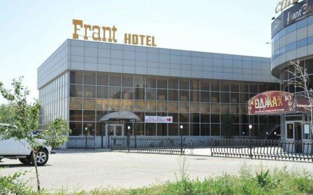 Гостиница Frantel Palace вид на фасад