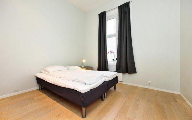 Апартаменты Oslo Apartments - Bygdøy Allé 11 комната для гостей