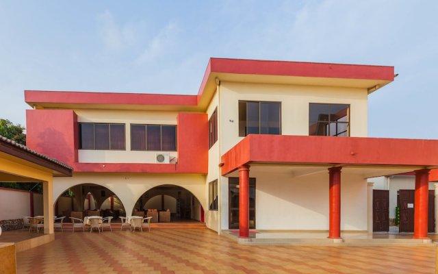 Отель Kesdem Hotel Гана, Тема - отзывы, цены и фото номеров - забронировать отель Kesdem Hotel онлайн вид на фасад