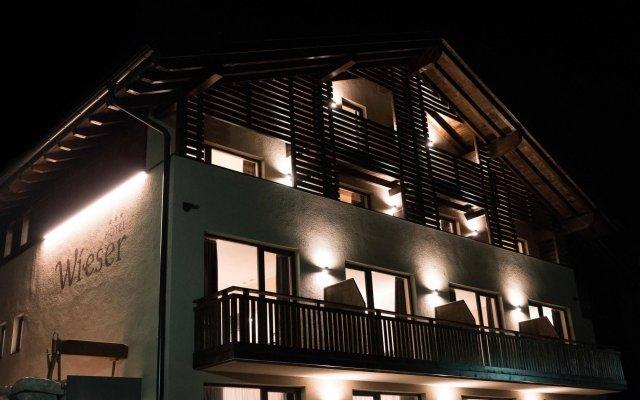 Hotel Wieser Кампо-ди-Тренс вид на фасад