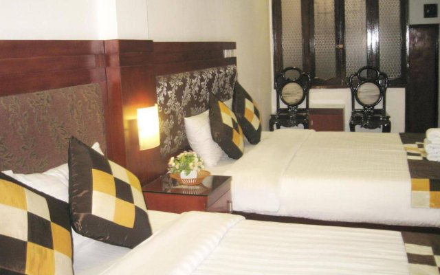Hanoi Asia Guest House Hotel Ханой комната для гостей