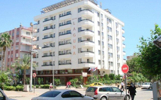 Suite Laguna Турция, Анталья - 6 отзывов об отеле, цены и фото номеров - забронировать отель Suite Laguna онлайн вид на фасад