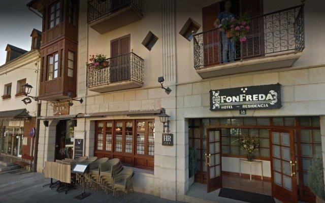 Отель Fonfreda Испания, Вьельа Э Михаран - отзывы, цены и фото номеров - забронировать отель Fonfreda онлайн вид на фасад