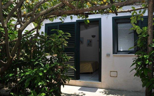 Отель Il Roseto B&B Равелло вид на фасад