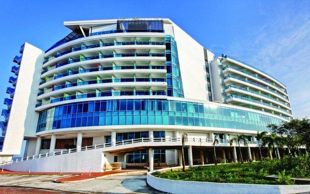 Hotel Las Americas Torre Del Mar In Cartagena Colombia From