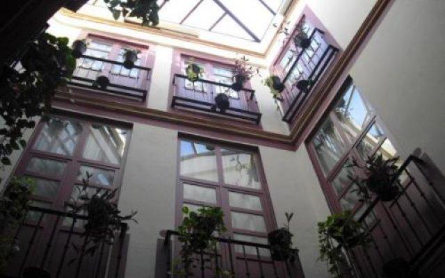Отель Hostal Callejón del Agua вид на фасад
