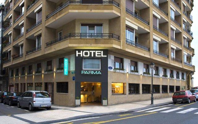 Отель Parma Испания, Сан-Себастьян - отзывы, цены и фото номеров - забронировать отель Parma онлайн вид на фасад