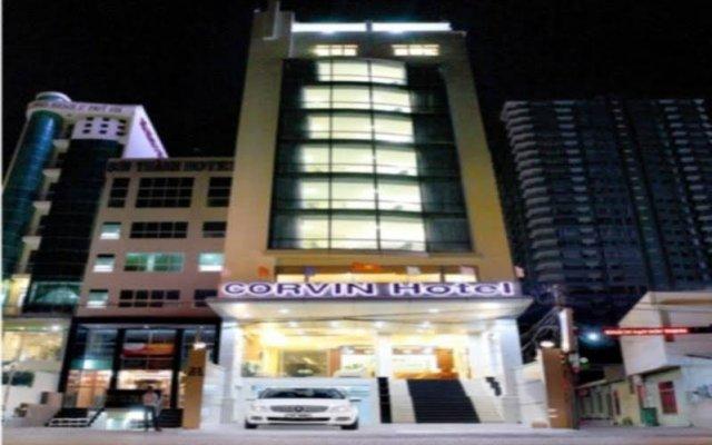 Отель Corvin Hotel Вьетнам, Вунгтау - отзывы, цены и фото номеров - забронировать отель Corvin Hotel онлайн вид на фасад