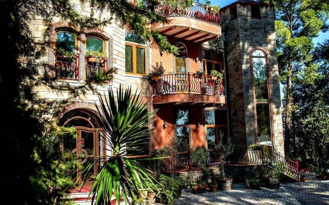 Отель Castle Park Албания, Берат - отзывы, цены и фото номеров - забронировать отель Castle Park онлайн вид на фасад