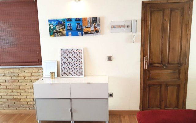 Отель Loft with love Испания, Валенсия - отзывы, цены и фото номеров - забронировать отель Loft with love онлайн комната для гостей