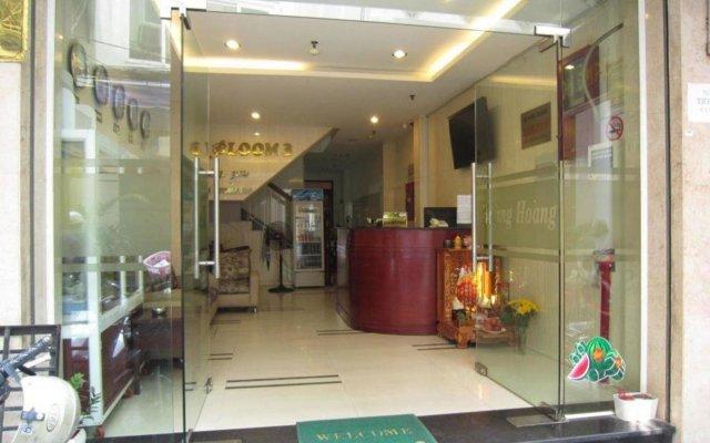 Отель Hoang Hoang Hotel Вьетнам, Хошимин - отзывы, цены и фото номеров - забронировать отель Hoang Hoang Hotel онлайн вид на фасад