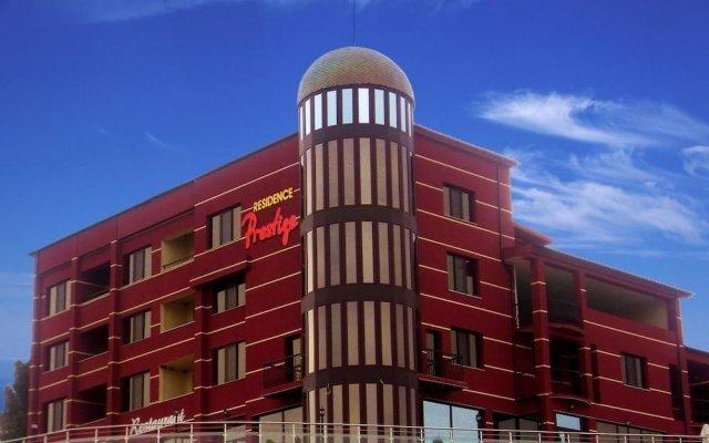 Отель Prestige Hotel Болгария, Свиштов - отзывы, цены и фото номеров - забронировать отель Prestige Hotel онлайн вид на фасад