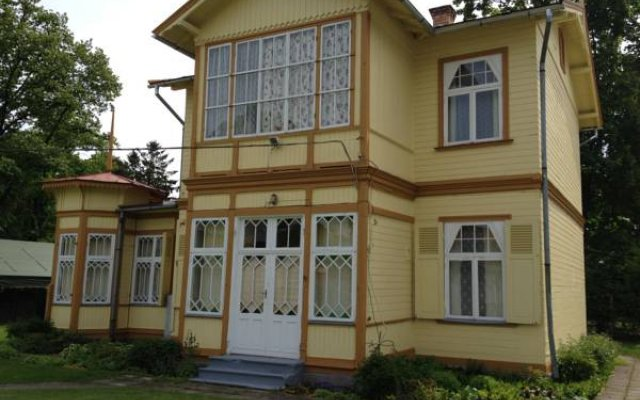 Отель Guesthouse Airava вид на фасад