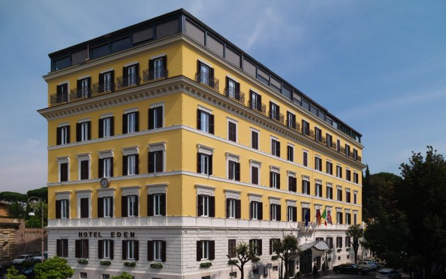 Hotel Eden - Dorchester Collection вид на фасад