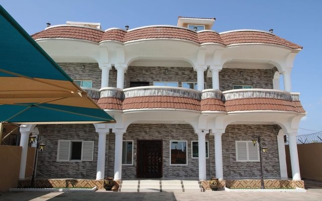 Oceania Appart-Hôtel in Djibouti, Djibouti from 107$, photos, reviews - zenhotels.com hotel front