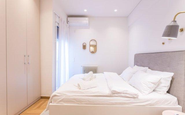 Отель Quietflat 4Th Flr Hiend 1Bdr Афины комната для гостей