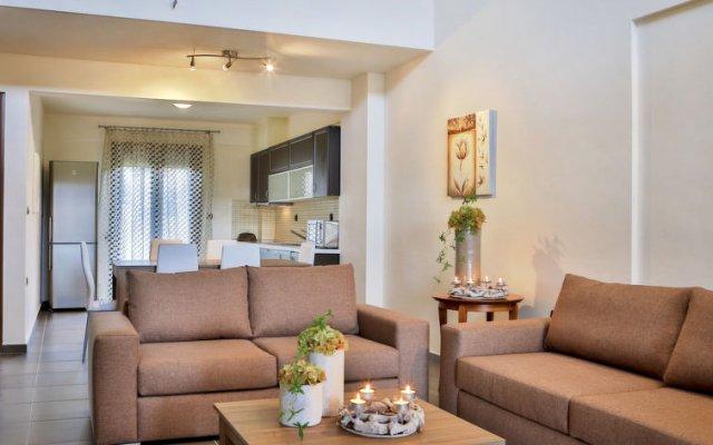 Отель Villa Nefeli, Pefkochori Греция, Пефкохори - отзывы, цены и фото номеров - забронировать отель Villa Nefeli, Pefkochori онлайн комната для гостей