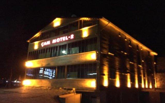 Cam Hotel & Restaurant 2 Турция, Узунгёль - отзывы, цены и фото номеров - забронировать отель Cam Hotel & Restaurant 2 онлайн вид на фасад