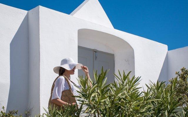 Отель Amelot Art Suites Греция, Остров Санторини - отзывы, цены и фото номеров - забронировать отель Amelot Art Suites онлайн вид на фасад