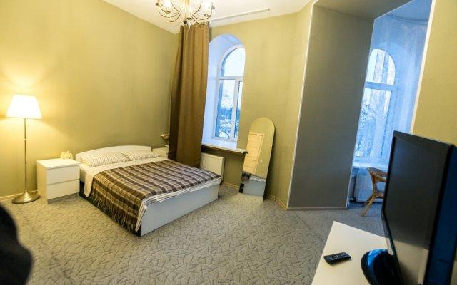 Гостиница Salcedo Home Minihotel комната для гостей