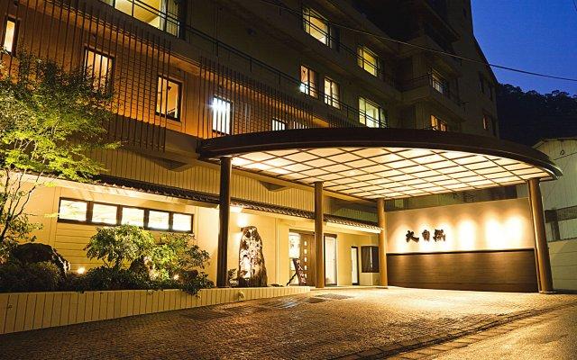 Отель Tsuetate Keiryu no Yado Daishizen Япония, Минамиогуни - отзывы, цены и фото номеров - забронировать отель Tsuetate Keiryu no Yado Daishizen онлайн вид на фасад