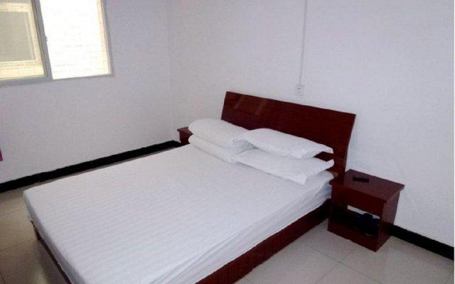 Отель Fulin Hotel Китай, Сиань - отзывы, цены и фото номеров - забронировать отель Fulin Hotel онлайн комната для гостей