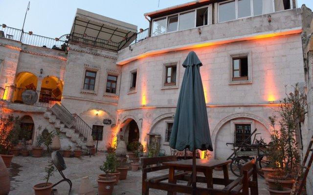 Caravanserai Cave Hotel Турция, Гёреме - отзывы, цены и фото номеров - забронировать отель Caravanserai Cave Hotel онлайн вид на фасад