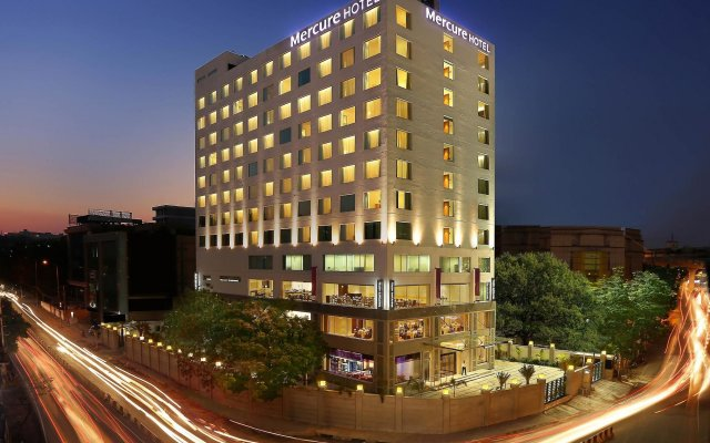 Mercure Hyderabad KCP Hotel in Hyderabad, India from 42$, photos, reviews - zenhotels.com hotel front
