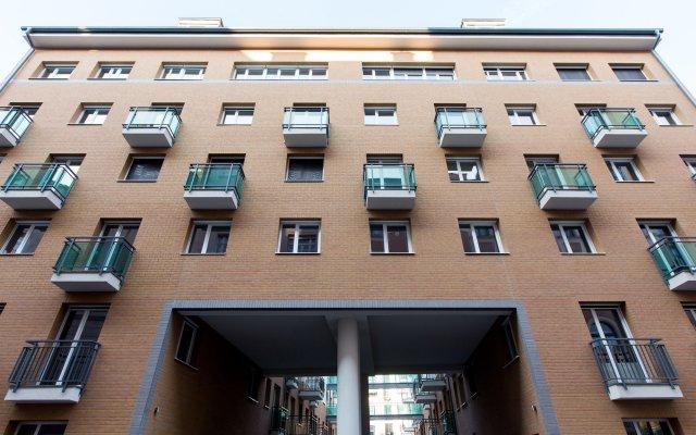 Отель Vagabond Corvin Венгрия, Будапешт - отзывы, цены и фото номеров - забронировать отель Vagabond Corvin онлайн вид на фасад