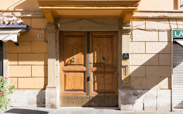 Отель Апарт-Отель Dolce Luxury Rooms Италия, Рим - отзывы, цены и фото номеров - забронировать отель Апарт-Отель Dolce Luxury Rooms онлайн вид на фасад