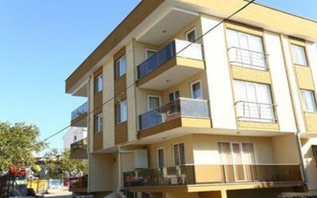 My Residence Canakkale Турция, Гузеляли - отзывы, цены и фото номеров - забронировать отель My Residence Canakkale онлайн вид на фасад