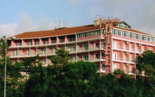 Harem Hotel вид на фасад