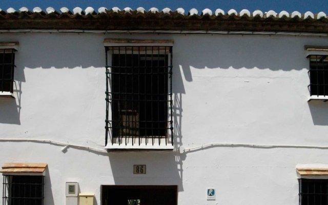 Отель La Casa de Corruco вид на фасад