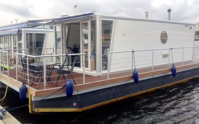 Отель Houseboat Jyväskylä Финляндия, Ювяскюля - отзывы, цены и фото номеров - забронировать отель Houseboat Jyväskylä онлайн вид на фасад