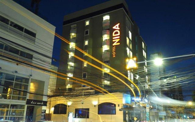 Hotel Nida Sukhumvit Prompong Бангкок вид на фасад