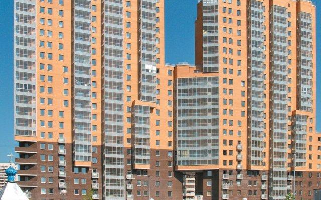 Мини-отель Набат Палас Москва вид на фасад