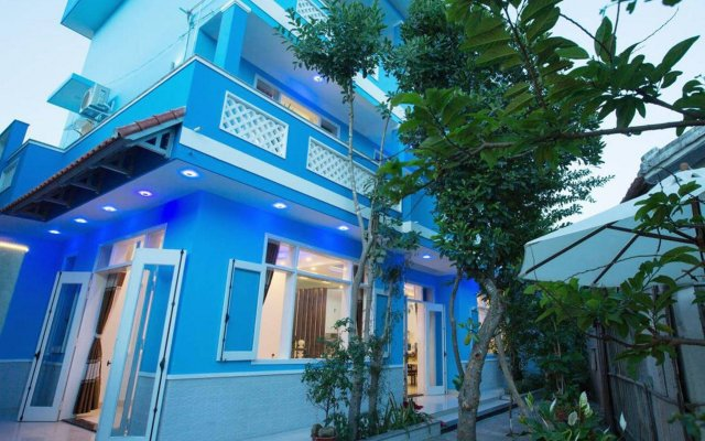 Отель Quynh Long Homestay вид на фасад