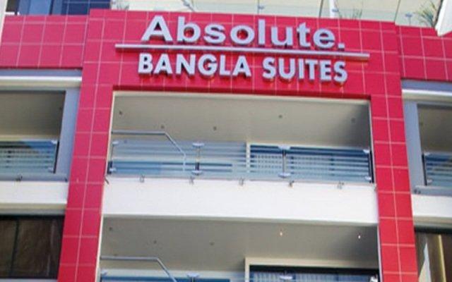 Отель Absolute Bangla Suites вид на фасад