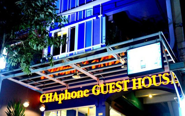 Отель Chaphone Guesthouse вид на фасад