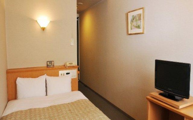 Hotel Ichiraku Фукуока комната для гостей