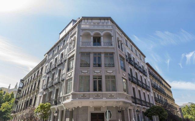 Отель Home Club Marqués del Duero I вид на фасад