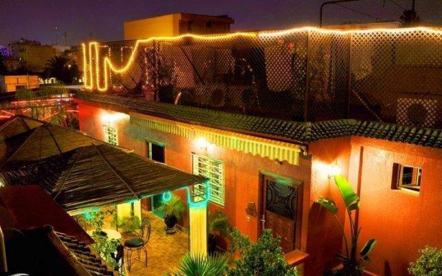 Отель Dar Aliane Марокко, Фес - отзывы, цены и фото номеров - забронировать отель Dar Aliane онлайн вид на фасад