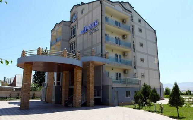 Гостиница Ак-Гель в Махачкале отзывы, цены и фото номеров - забронировать гостиницу Ак-Гель онлайн Махачкала вид на фасад