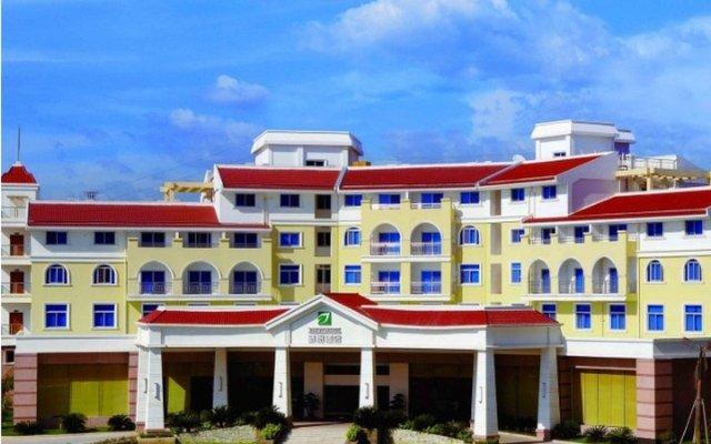 Отель Xiamen Xiangan Yihao Hotel Китай, Сямынь - отзывы, цены и фото номеров - забронировать отель Xiamen Xiangan Yihao Hotel онлайн вид на фасад
