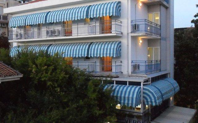 Отель Vera Италия, Риччоне - отзывы, цены и фото номеров - забронировать отель Vera онлайн вид на фасад