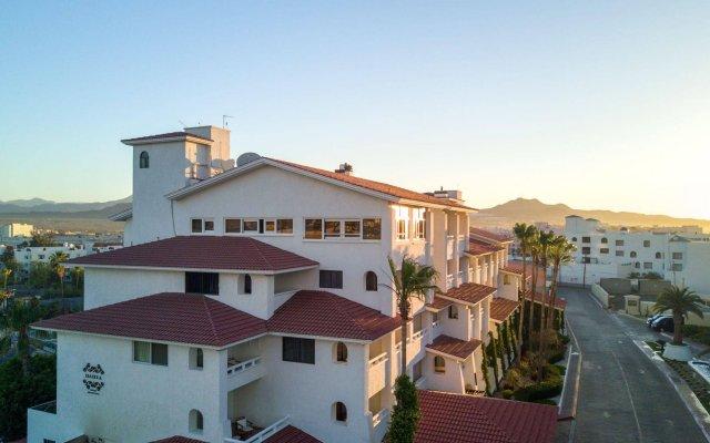 Bahia Hotel & Beach House вид на фасад